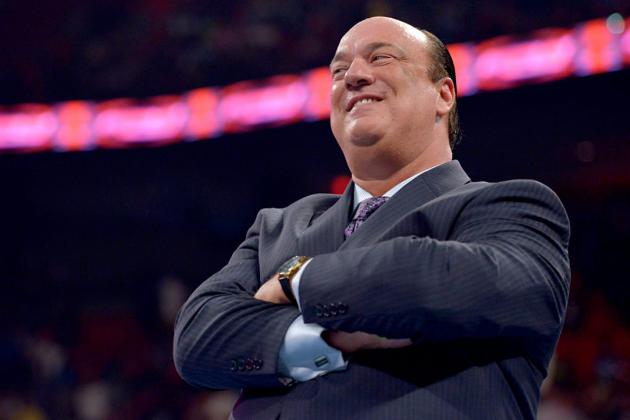 Why Paul Heyman Is More Effective as a Main Event-Level Manager