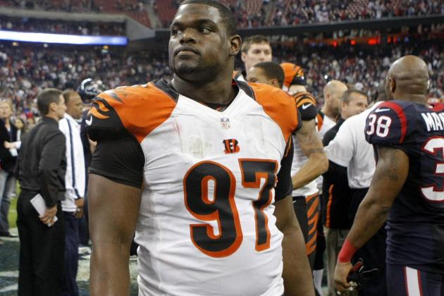 Geno Atkins activated from PUP List; Marquis Flowers joins him
