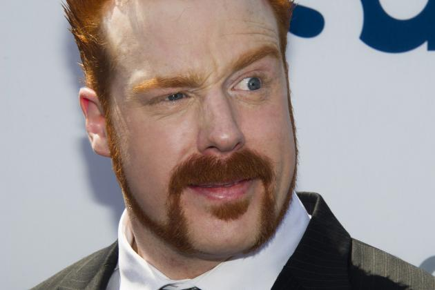 Sheamus Comments on Being Next Darth Vader