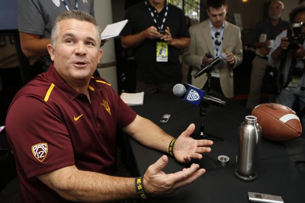 Arizona State Football: Roadblocks Between the Sun Devils and the Pac-12 Title
