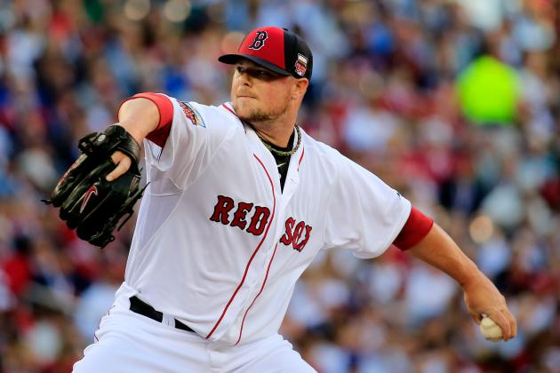 Red Sox Trade Rumors: Latest Buzz on Jon Lester, John Lackey and More