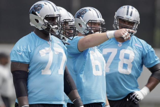 Debate: Who Should Start at Left Tackle for the Panthers?