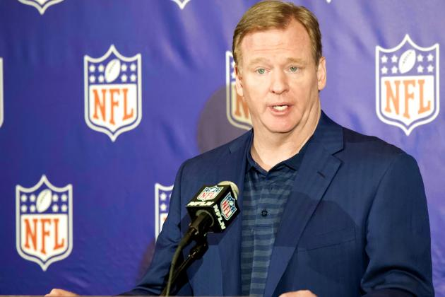 Roger Goodell and the NFL Need a PR Win, Especially with Female Fans