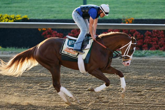 Will Take Charge vs. Palace Malice in Whitney