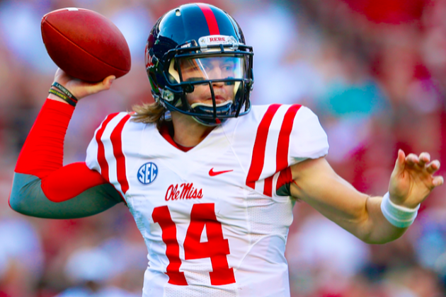 Will Lack of Experienced SEC QBs Hold Conference Back in 2014?