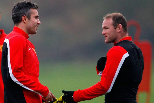 Making a Case for Wayne Rooney or Robin van Persie as Manchester United Captain