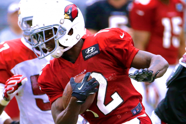Emerging Rookie John Brown Gives Cardinals One of NFL's Best Young WR Corps