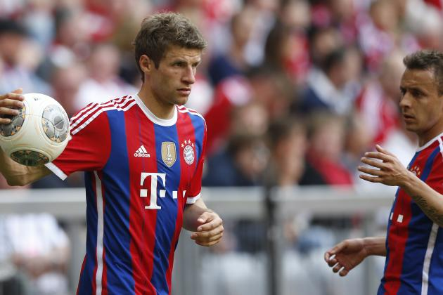 Bundesliga Odds: Bayern Munich Betting Favorite to Repeat as German Champions