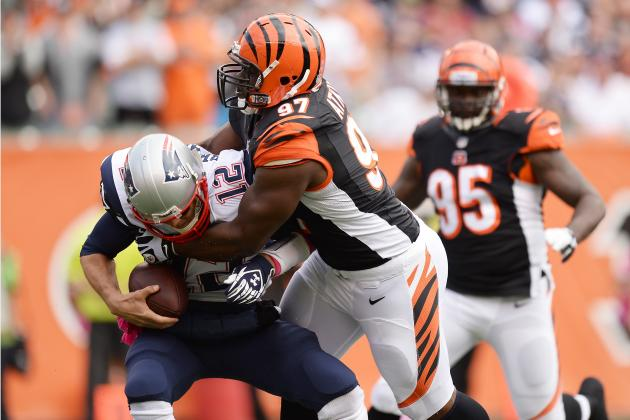 Cincinnati Bengals Players and Staff React to Return of DT Geno Atkins