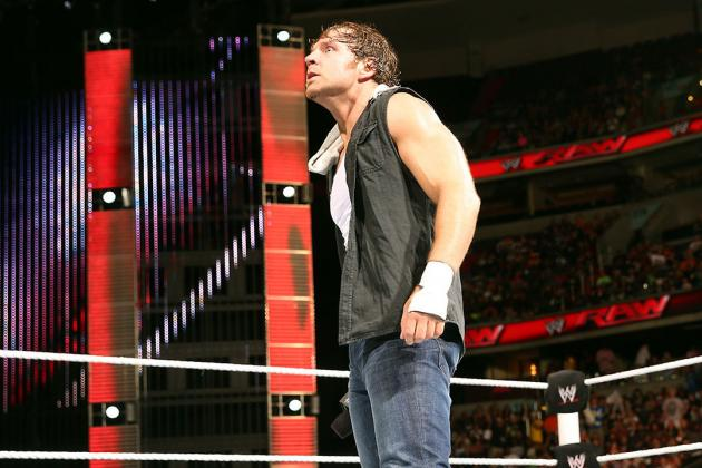 WWE Harnessing the Power of Hatred in Dean Ambrose vs. Seth Rollins Feud