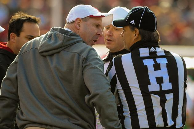 Chief of Officials Says Pelini Just Fine on Sideline