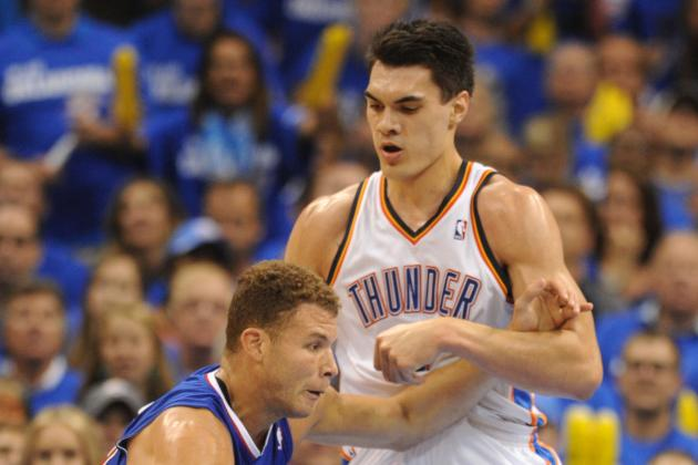 Steven Adams: 'If I'm a D---,' They'll Think All New Zealand Guys Are