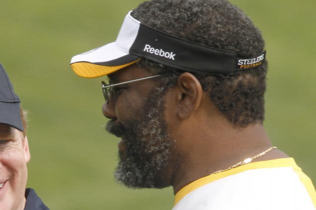 Pittsburgh Steelers to Retire Joe Greene's Number '75'