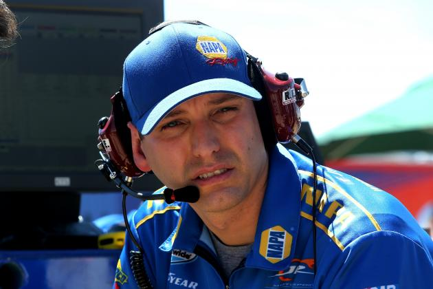 Greg Ives to Become Crew Chief for Dale Earnhardt Jr. Next Season