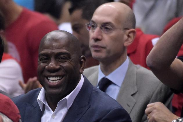 Magic, Clipper Darrell Excited About Sterling Ruling