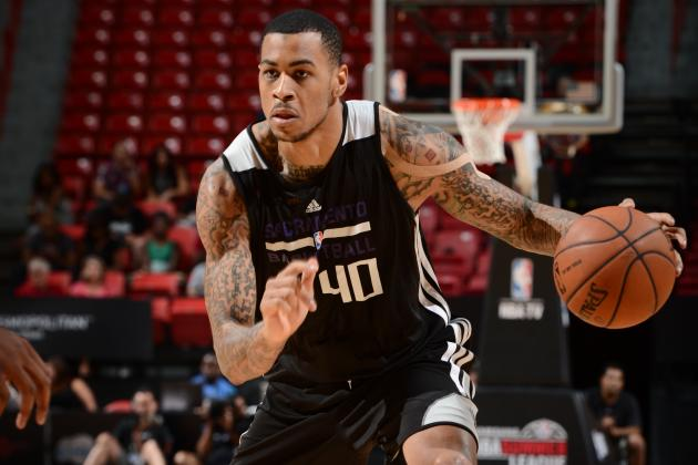 Kings Officially Sign Rookie Eric Moreland