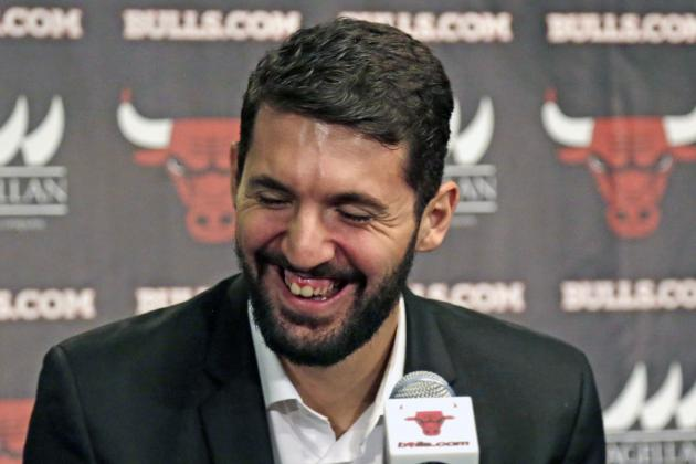 Realistic Expectations for Nikola Mirotic's Rookie Season with the Chicago Bulls