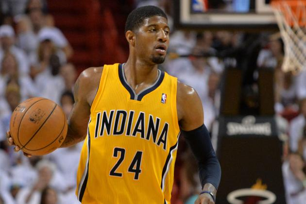 Paul George Discusses Team USA Experience so Far