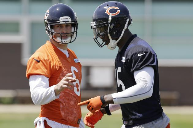 Brandon Marshall Claims Jay Cutler Will Win 2014 NFL MVP Award