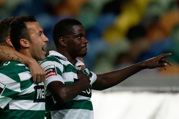 Arsenal Transfer News: William Carvalho Exactly What the Gunners Need