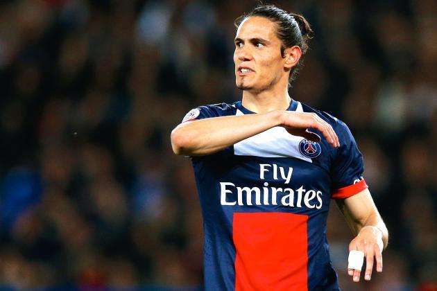 Which Premier League Club Should Sign PSG Striker Edinson Cavani?