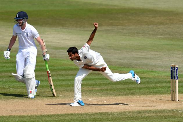 Bhuvneshwar Kumar: World Cricket's Bowler of the Month, July 2014