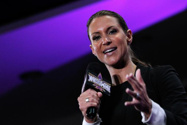 Stephanie McMahon, John Cena and Latest WWE News and Rumors from Ring Rust Radio