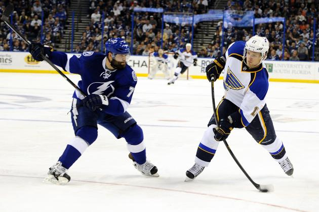 Predicting Tampa Bay Lightning's Most Improved Players for 2014-15 Season
