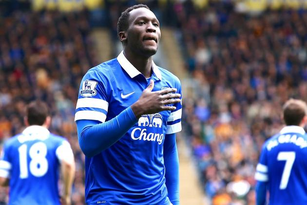 Romelu Lukaku Transfers to Everton: Latest Contract Details, Reaction and More