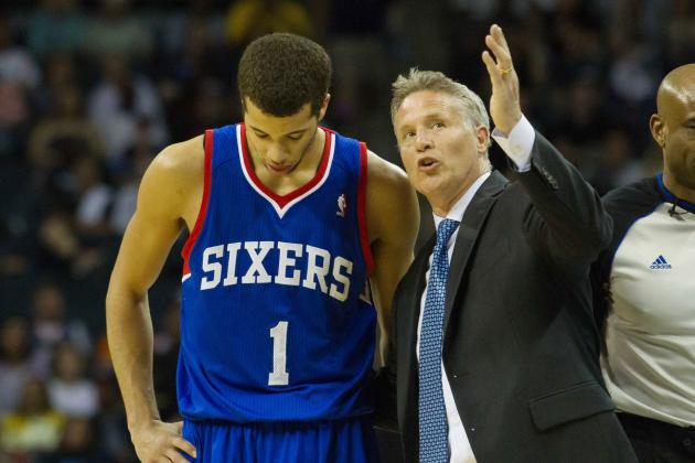 Would Proposed NBA Lottery Changes Wreck Philadelphia 76ers' Rebuilding Plan?
