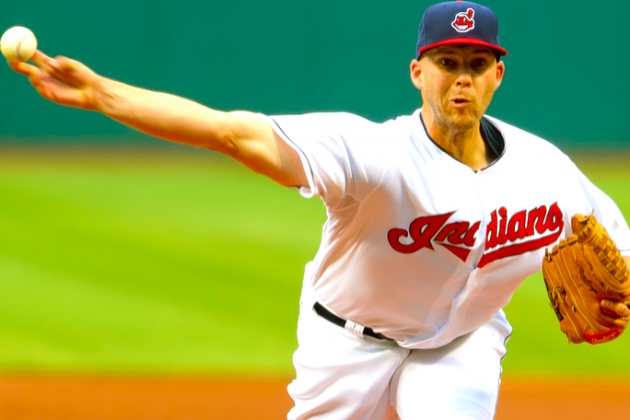 Is Justin Masterson Trade Enough to Steady Shaky Cardinals Roster?