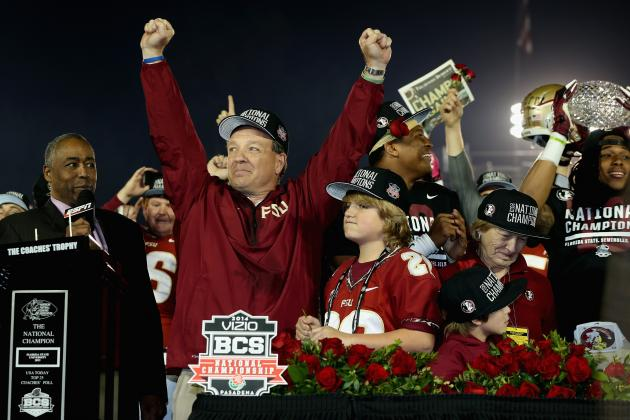 College Football Playoff 2014: Breaking Down New Format and Rules
