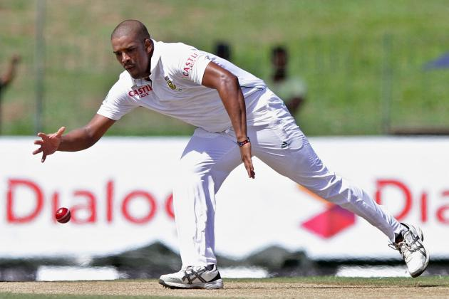 Vernon Philander: World Cricket's Clown of the Month, July 2014
