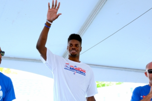 Nerlens Noel to Attend 15th-Annual Sixers Beach Bash