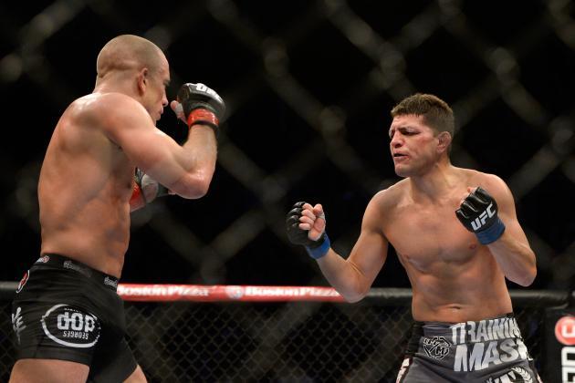 Nick Diaz: 'Lutar não é algo que eu gosto de fazer'