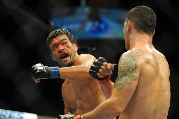 Lyoto mira retorno ao UFC contra Rockhold