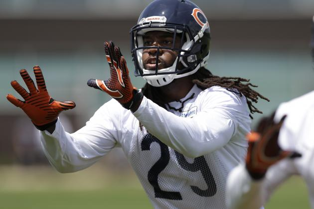 Bears Take Look at McCray with Starters at Safety