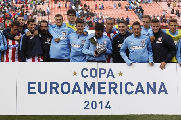 What We Learned from Atletico Madrid's North American Tour