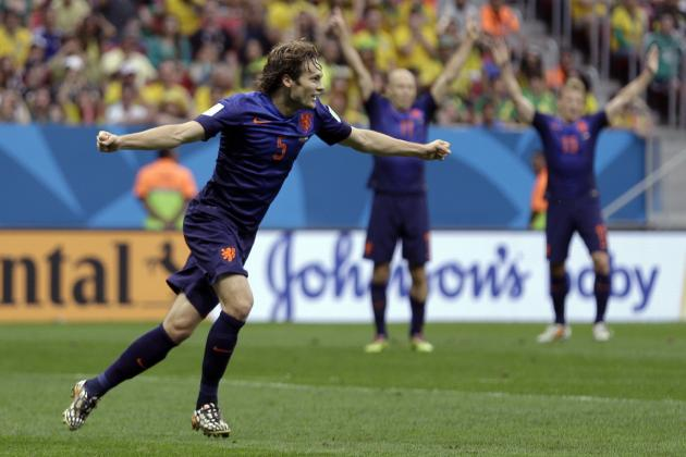 Manchester United Transfer News: Daley Blind's Versatility Makes for Perfect Fit