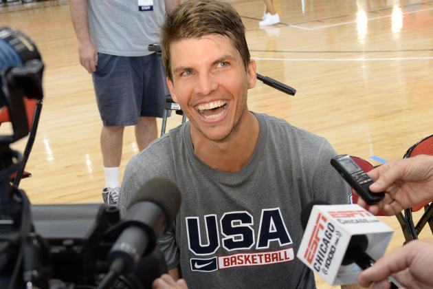 Report: Korver Re-Elected as NBPA VP