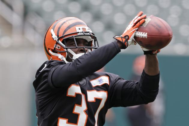 Bengals Lose Chris Lewis-Harris to Suspension to Start 2014 NFL Season