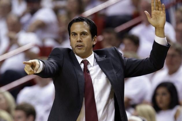 Why Next Season Will Prove Erik Spoelstra Is a Top-5 NBA Coach