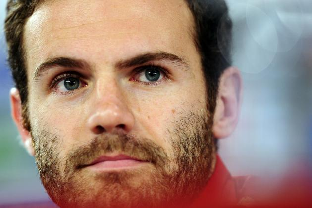 Juan Mata Will Be Manchester United's Most Important Player This Season
