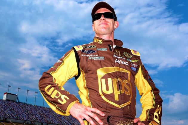 Carl Edwards in Better Spot for NASCAR Sprint Cup Title at Joe Gibbs Racing