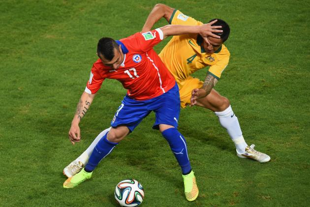 Why Gary Medel Would Be a Great Signing for Inter