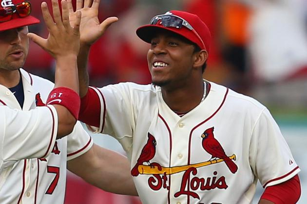 Mozeliak Says He Was Never Close to Trading Outfielder Oscar Taveras