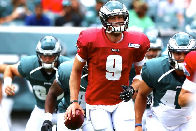 Is Nick Foles Better Than Russell Wilson?