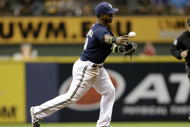 Watch: Jean Segura's Throwing Arm Has Had a Good Week