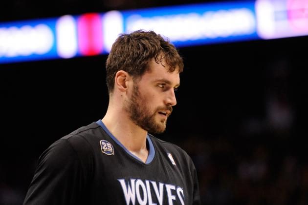 What If Minnesota Timberwolves Can't Trade Kevin Love Before the Season Starts?