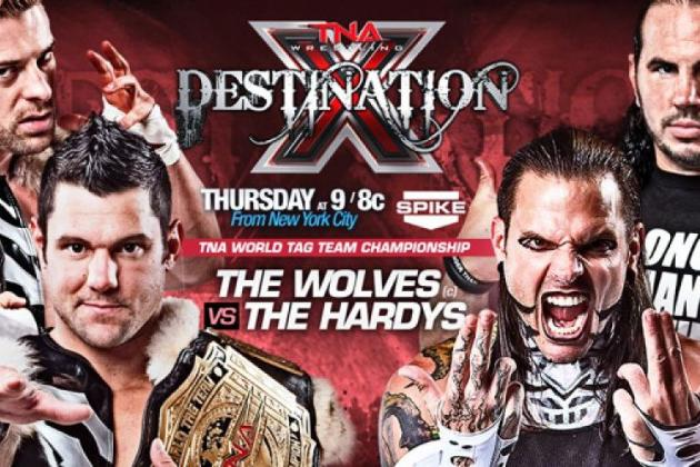 Jeff Hardy Comments on TNA Destination X, Hardy Boys Reunion, Contract and More